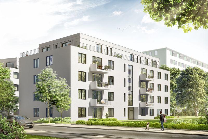DUO NOVO - Neues grünes Zuhause in Alt-Mariendorf