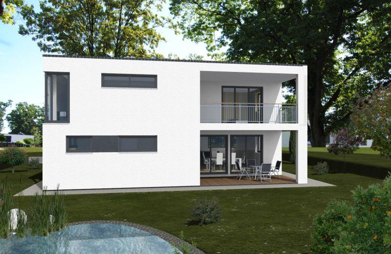 Garten Bauhausstil großzügig wohnen im bauhausstil mit modernster erdwärmetechnik