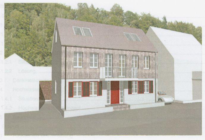 Ferienhaus als Neubauprojekt in der Sächsischen Schweiz zu verkaufen