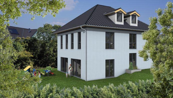 Doppelhaushälfte in Nickern/Lockwitz
