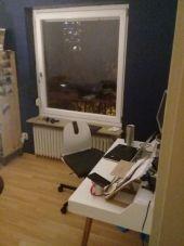 11 qm Zimmer für 320 Euro mit  Internet Warm Untermiete in einer Wg