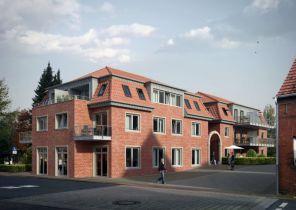 Dachgeschosswohnung in Saerbeck