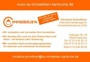 Reihenendhaus in Karlsruhe  - Grünwettersbach