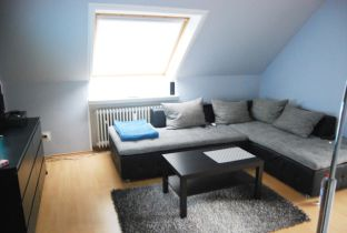 Dachgeschosswohnung in Bad Lippspringe