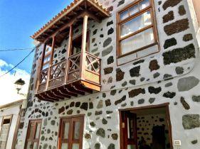 Stadthaus in Tazacorte