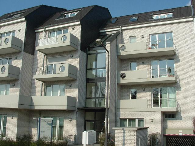 Moderne 2-Zimmerwohnung mit Blick ins Grüne!