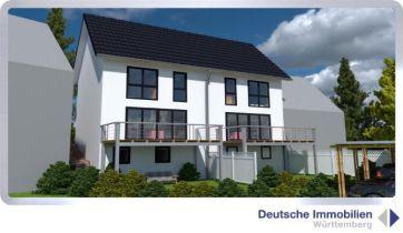 Doppelhaushälfte in Nagold  - Gündringen