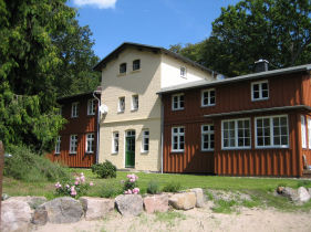 Maisonette in 											Ostseebad Prerow