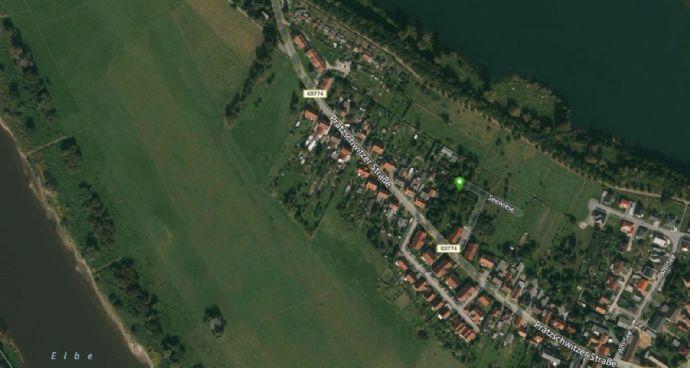 Wohnen am Pratzschwitzer See im Bungalow