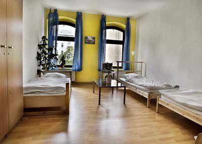 Monteurswohnung Monteur Unterkunft Pension Dresden günstig & zentral