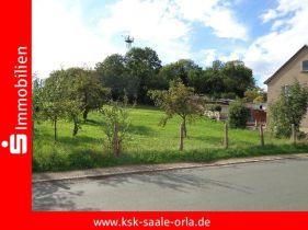 Wohngrundstück in Wernburg  - Wernburg
