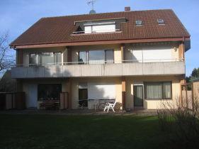 Erdgeschosswohnung in Bad Arolsen  - Wetterburg