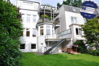 Souterrainwohnung in Hamburg  - Uhlenhorst