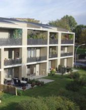 Traumhafte 4 Zimmer Dachgeschosswohnung mit großer Dachterrasse in HH-Rahlstedt