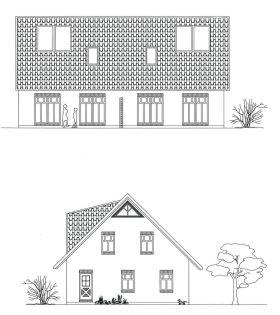 Doppelhaushälfte in Hinte  - Hinte