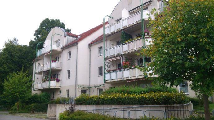 geräumige 3 Raumwohnung mit Balkon