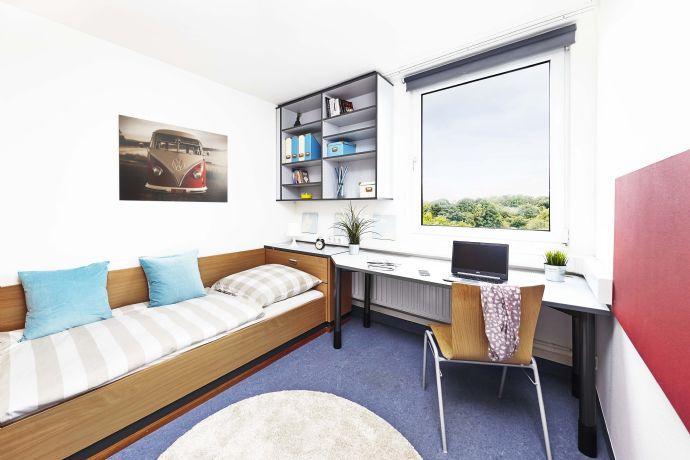 "Voll möbliert! TWENTY FIRST Bochum ""Standard Apartments"""