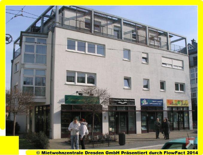 Sonnige 2-Raum Wohnung in Elbnähe !!! Mit EBK und Wintergarten!!!