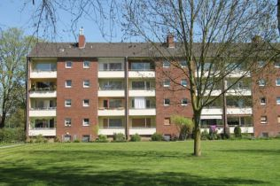 Etagenwohnung in Krefeld  - Linn