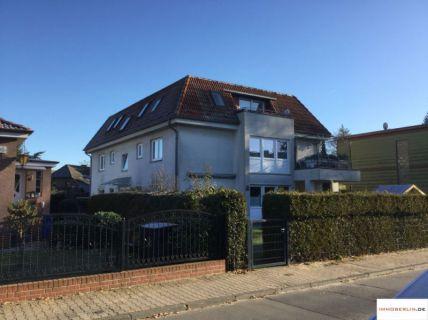 IMMOBERLIN: Vermietete Wohnung mit Sonnenterrasse in ruhiger Wohlfühllage