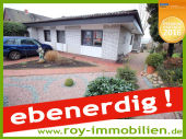 +++ Geräumiger Bungalow, ebenerdig bewohnbar, Wintergarten, Kamin, Einbauküche...
