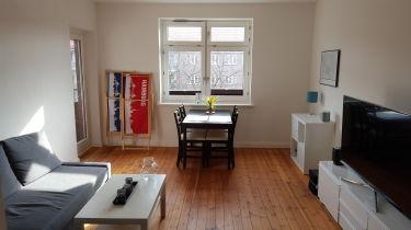 Etagenwohnung in Hamburg  - Harvestehude