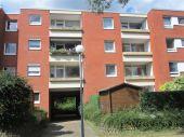 schick renovierte 2-Zimmer-Wohnung mit Südbalkon in ruhiger Sackgassenlage...