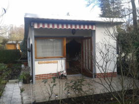 Laube-Datsche-Gartenhaus in Berlin  - Rahnsdorf