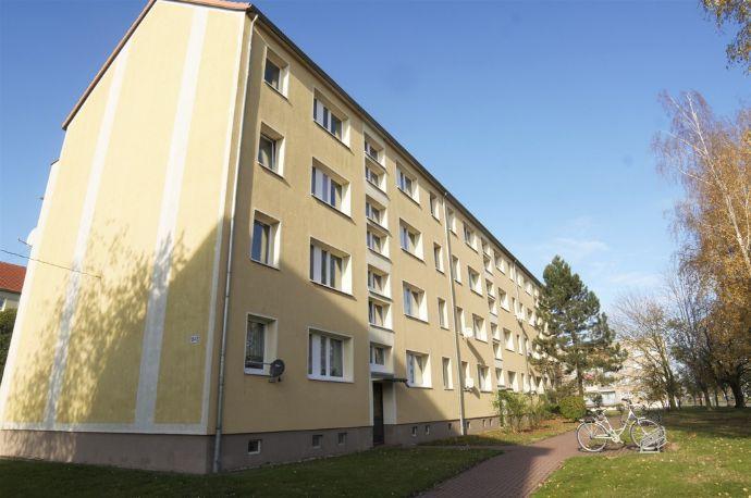 Schöne 3-Raum-Wohnung in ruhiger Lage