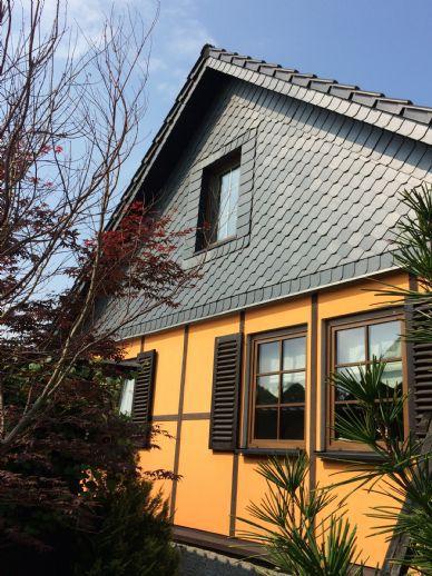 Gepflegtes Einfamilienhaus mit wunderschönem Garten