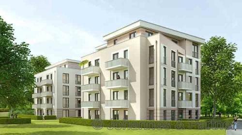 2 Zimmer-Wohnung in Uninähe - WG geeignet