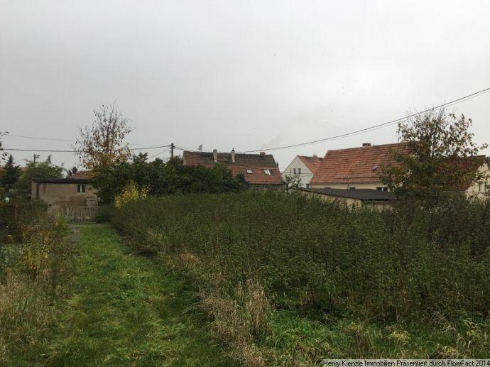** Lust auf Landluft? ** Adretter EFH-Bauplatz in Zottewitz bei Großenhain