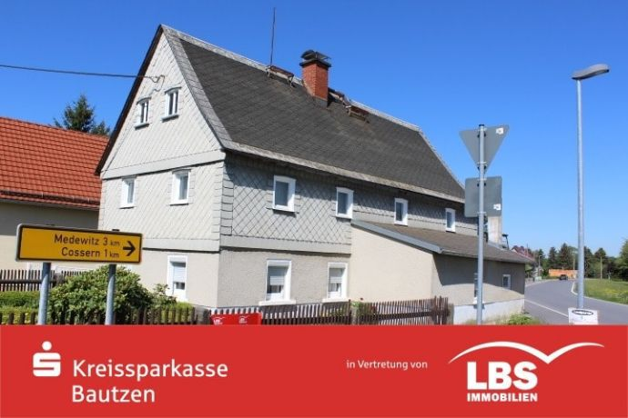 Historisches Wohnhaus mit Scheune  und Grundstück