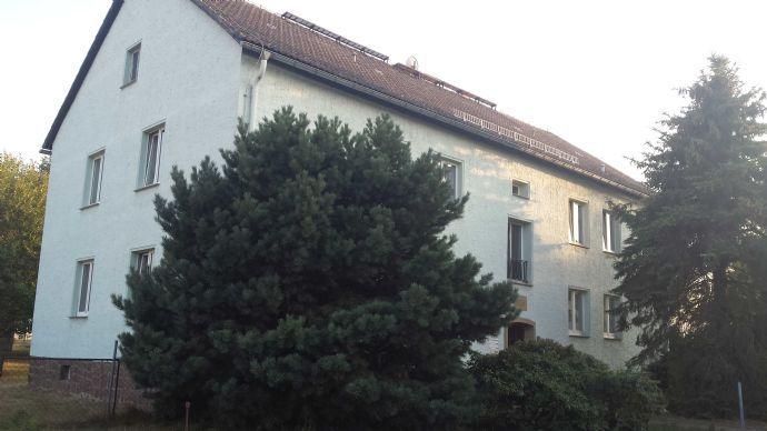 3- Raum- Wohnung in der Nähe von Nossen