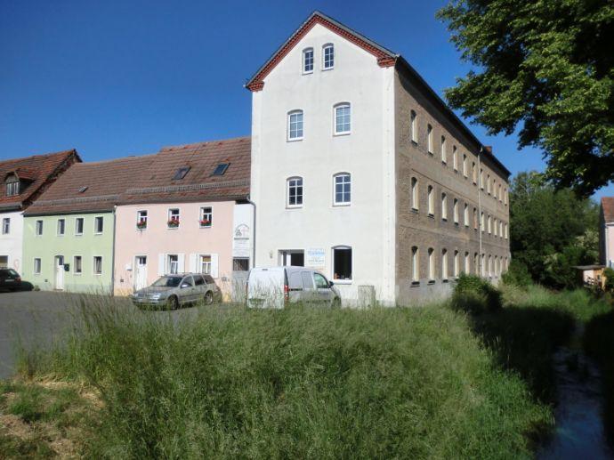 NEU: Investor gesucht - für Loftapartment' s, Studio, Atelier & Wohnungen in der ehemaligen Wilsdruffer Möbeltischlerei der Gebrüder Müller