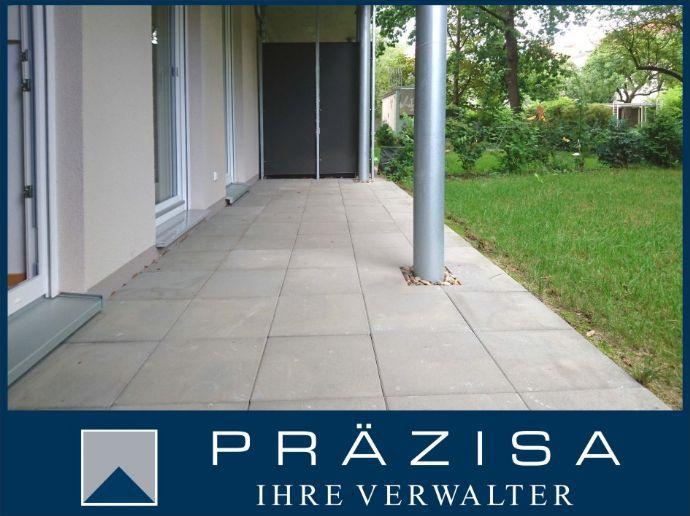 Im Bayerischen Viertel: Hochwertig ausgestattet mit Komfortbad, Terrasse und Tiefgarage - auch WG-geeignet!