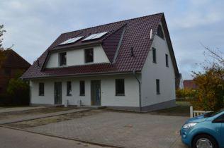 Doppelhaushälfte in Lüssow  - Langendorf