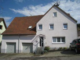 Einfamilienhaus in Ratshausen