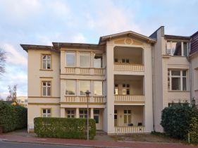 Appartementhaus in Ostseebad Heringsdorf  - Ostseebad Heringsdorf