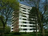 Renovierte 1-Zimmer Wohnung mit Balkon in Stellingen