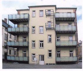 Dachgeschosswohnung in Dresden  - Löbtau-Süd