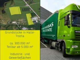 Wohngrundstück in Halle  - Trotha