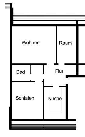Dachgeschosswohnung in Henstedt-Ulzburg