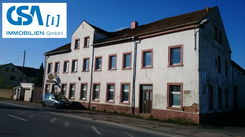 Gasthof mit langer Tradition, Gaststätte und Ballsaal in bester Lage, VB 130 T€