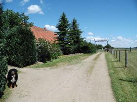 Bauernhof in Retzow  - Hof Retzow