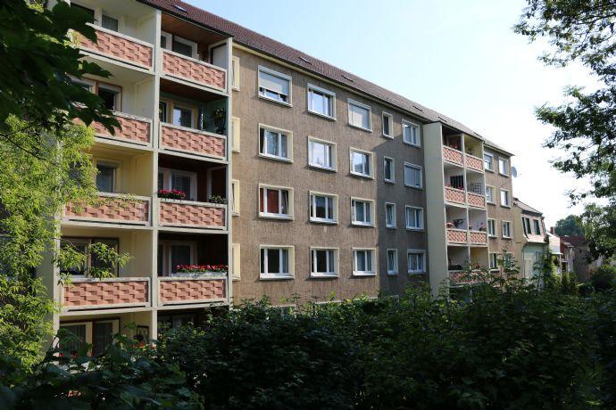 Helle 2-Zimmer-Wohnung im Dachgeschoss
