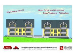 Etagenwohnung in Klettgau  - Erzingen
