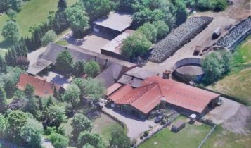Landwirtschaftlicher Betrieb in Gnarrenburg  - Kuhstedt