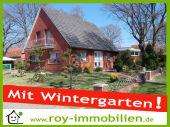 +++ EInfamilienhaus, geräumig, mit Wintergarten, Indoor Schwimmbad, EBK...