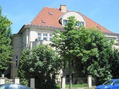 Großer Garten-villa